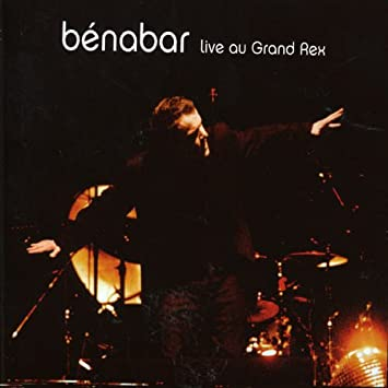 benabar live au grand rex