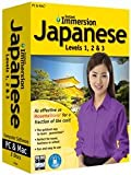 Instant Immersion Japanese Levels 1,2&3 [Old Version]
