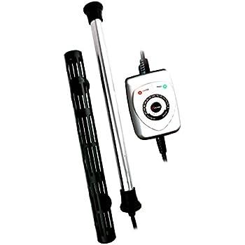 Finnex HMA-500S Electronic Controller Aquarium Heater/Titanium Tube/Heater Guard