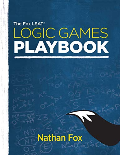 Pdf Test Preparation The Fox LSAT Logic Games Playbook