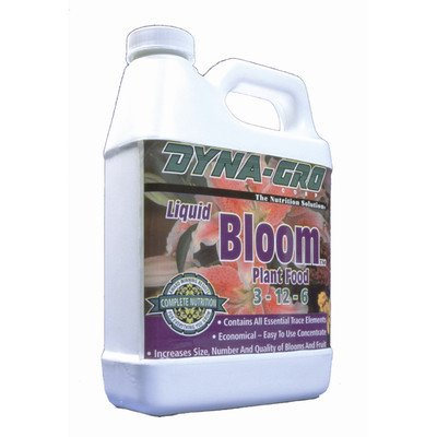 Dyna-Gro Bloom Plant Food Size: 8 Ounces