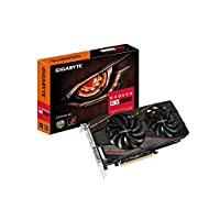 Placa de Vídeo Radeon RX 570 Gaming, 4GB, Gigabyte, GV-RX570GAMING-4GD