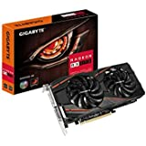 Placa de vídeo - AMD Radeon RX 570 (4GB / PCI-E) - Gigabyte RX 570 Gaming 4G - GV-RX570GAMING-4GD