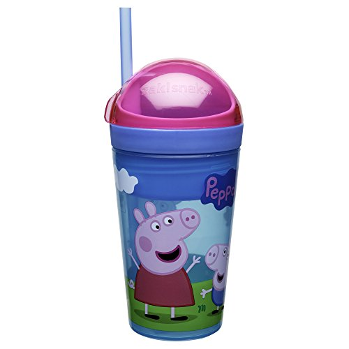 g Holds 4 oz. Snack and 10 oz. Drink, Peppa ()