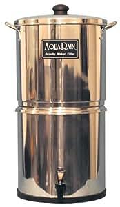 Aqua Rain Gravity Water Filter Model: 404 4 Filter 3 Gallon Capacity
