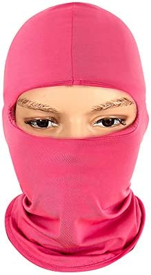Darkness Pink Red Rose Windproof Dust-proof Motorcycle Face Mask For Out Riding Motorcycle Bicycle Bike
