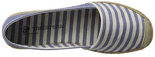 Basse Nino Espadrillas Macarena Alba Blu Donna Jeans Jeans Jeans Jeans gwtvq5Tv
