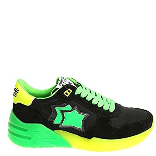 Tessuto Sneakers Atlantic 42 Uomo Verde MARSNVSN04 Stars Nero 5W5rqIa
