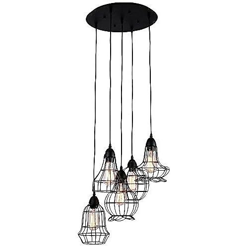 Industrial Light Fixtures Amazon: Industrial Lighting Fixtures: Amazon.com