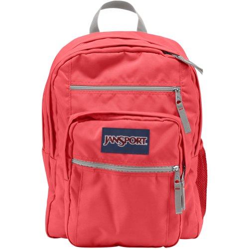 JanSport Big Student Backpack - Coral Dusk / 17.5