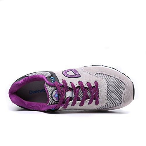 Zapatos de mujer/zapatos para correr/Retro otoño e invierno calzado deportivo las mujeres/ligero/Zapatillas casuales A