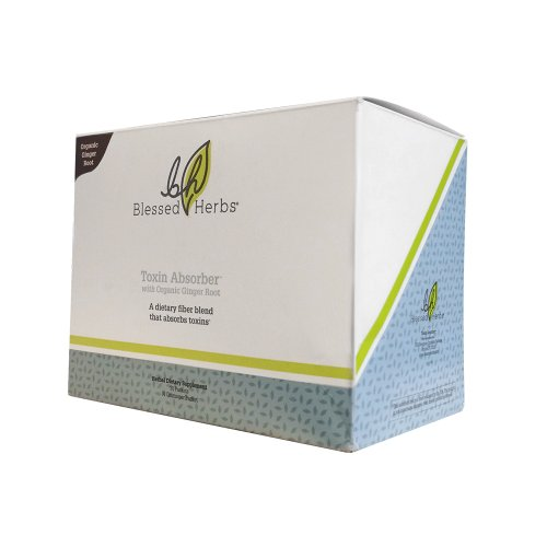 Blessed Herbs Toxin Absorber Packets