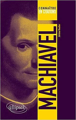 Machiavel Amazon Fr Roudier Jérôme Livres
