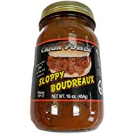 Cajun Power Sloppy Boudreaux 16oz Jar