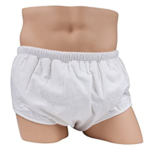 Pull On Style Adult Cloth Diaper by LeakMaster