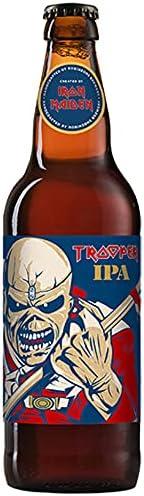 Cerveja Trooper IPA 500 ml Trooper 500Ml