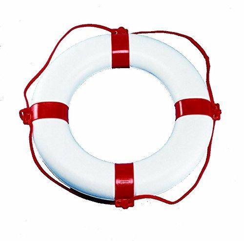 Rettungsring weiß rot 55 cm ARBO-INOX