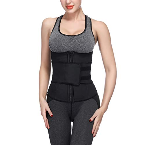 Allywit Waist Trainer Corset Body Shaper Tummy Control Weight Loss Slim Curve Body by Allywit (Image #3)