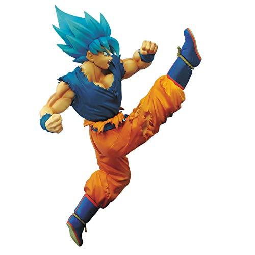 Banpresto 35838 Dragon Ball Super Saiyan God S.Goku Z-Battle Figure (Battles Ball Best Dragon Z)