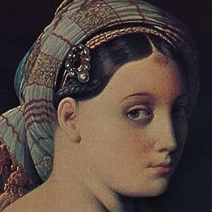 Jean-Auguste-Dominique Ingres – La Gran Odalisca (detalle ) Artistica di Stampa (30,48 x 30,48 cm)