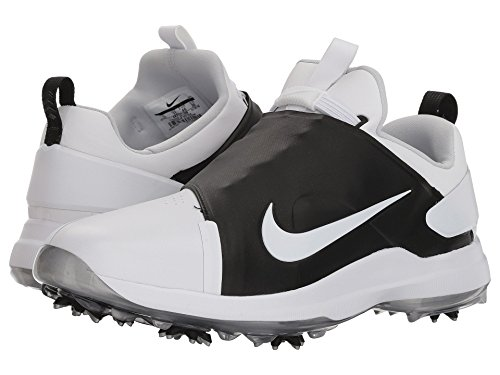 [NIKE(ナイキ)] メンズランニングシューズ?スニーカー?靴 Tour Premier White/White/Black/Metallic Silver 7 (25cm) D - Medium