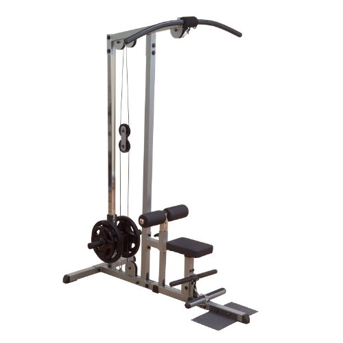 Body-Solid Pro Lat Machine by Body-Solid