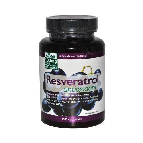 Neocell Laboratories Resveratrol Antioxidant 150 Cap