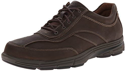 Dunham Mens Revstealth Oxford Brown