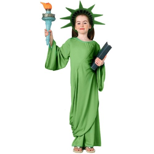 Rubie's Statue of Liberty Child Costume Medium -