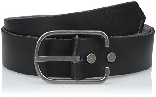 Volcom Men's Hitch Leather Belt, Black,  - Volcom Mens Belt Buckle Shopping Results