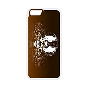 HALO 405 para el funda iPhone 6 Plus 5.5 pulgadas funda del teléfono celular de cubierta blanca