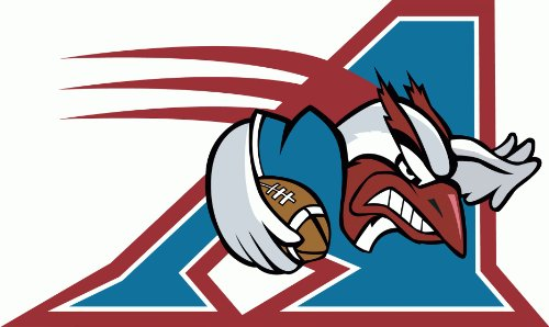 """Montreal Alouettes CFL Canadian Football Bumper Sticker 5"""" x 3"""""""
