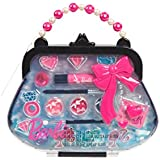 """Barbie Doll-icious Make-Up Case """"Colors may vary"""""""
