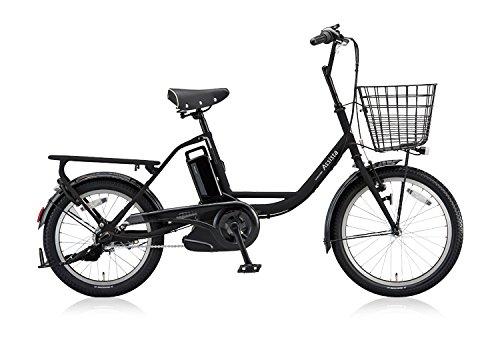 BRIDGESTONE(ブリヂストン) 18年モデル アシスタベーシックミニ A0BD18 20インチ 電動アシスト自転車 専用充電器付 B075SD7Y96 T.Xクロツヤケシ T.Xクロツヤケシ