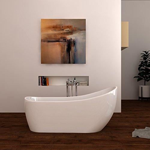 glossy white acrylic tub - 4