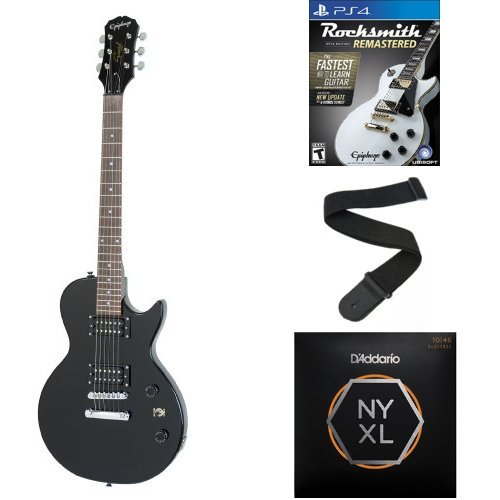 epiphone-les-paul-special-ii-electric-guitar-ebony-with-rocksmith-2014-edition-remastered-playstatio