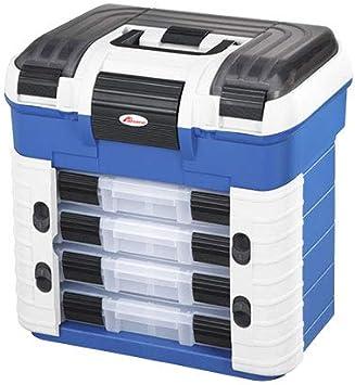 502SUPERBOX-BLUE Caja de Herramientas y Fijaciones: Amazon.es: Electrónica