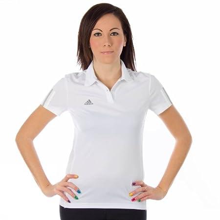 adidas Polo v39023 Mujer Polo Mango Corto Tenis, Mujer: Amazon.es ...
