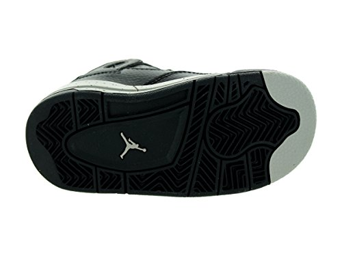 Nike Air Jordan 4 Retro LS BT Infant Toddler Trainers 707432 Sneakers Shoes Black/Black/Tech Grey aM8wRXNXcC