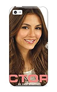 Awesome Design Victoria Justice Hard Case Cover For Iphone 5c