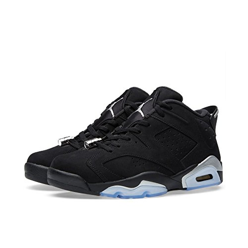Jordan 6 Retro Low Big Kids Style: 768881-003 Size: 6 by NIKE