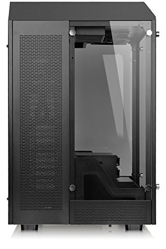 Thermaltake Tower 900 Black Edition Tempered Glass Fully Modular E-ATX Vertical Super Tower Computer Chassis CA-1H1-00F1WN-00 by Thermaltake (Image #3)