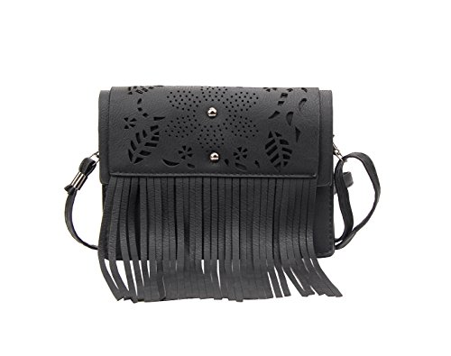 Crossbody Bags Portable Small Mini Purse Wallet Cell Phone for women Fringe Bag