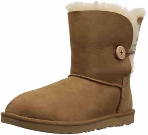 UGG Kids K Bailey Button II Fashion Boot