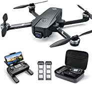Holy Stone HS720E 4K EIS Drone with UHD Camera for Adults, Easy GPS Quadcopter for Beginner with 46mins Flight