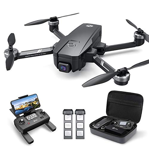 Holy Stone HS720E GPS Drone with 4K EIS UHD 130°FOV Camera for Adults Beginner, FPV Quadcopter with Brushless Motor, 2…