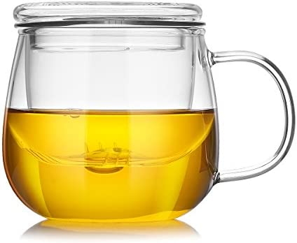Cupwind Ounce Teapot Infuser Filtering