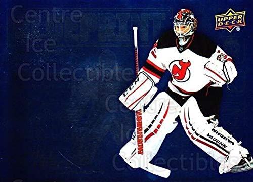 Jersey Blueprint - (CI) Cory Schneider Hockey Card 2015-16 Upper Deck Full Force Blueprint CS Cory Schneider