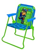 Patio Chair Paw Patrol for Kids, Portable Folding Lawn Chair