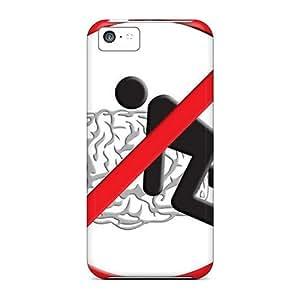 Mycase88 Slim Fit Protector Rst28714rPha Shock Absorbent Bumper Cases For Iphone 5c